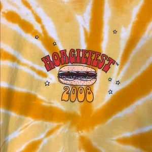 WAWA tie dye HOAGIEFEST 2008